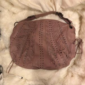 HYPE Handbag Gloria Shoulder Bag Hobo Satchel Purs